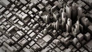 Metropolis by smnbrnr