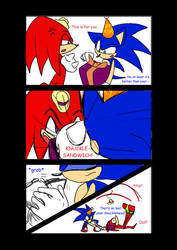 Sonic's 18th Birthday--page 2 by SonicFF