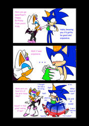 Sonic's 18th Birthday--page 7 by SonicFF