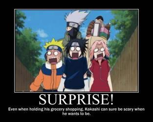 SURPRISE by NinjaPrincess1000