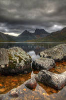 Cradle Mountain HDR by CainPascoe