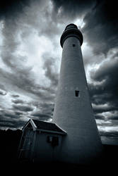 Split Point Lighthouse by CainPascoe