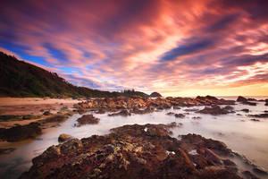 Warm Rocks by CainPascoe