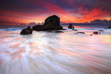 The Red Shore by CainPascoe