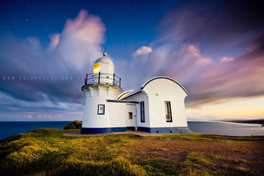 Another Lighthouse Moment by CainPascoe