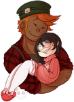 [Cataclysm] I love you Daddy by Jesi-Jess