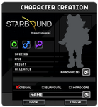 [Meme] Starbound Character Sheet by Jesi-Jess