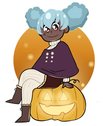 [OC] Pumpkin Pie by Jesi-Jess