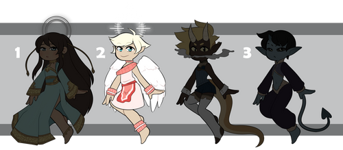 [ADOPT] Angels and Demons 15$ (OPEN) by Jesi-Jess