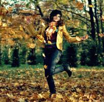 Autumn, Autumn by olushia-loosiczka