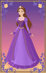 Rapunzel's Mother by kawaiibrit