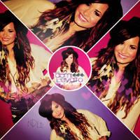 Demi Lovato blend 33 by nataschamyeditions