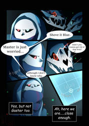 CroXTale-Chapter 1|Pg 2 by 7Lawless7