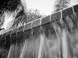 Water falling by boricua4crist