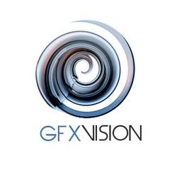 GFX-Vision Logo by xeronoxic
