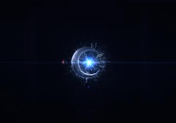 The Moon Fountain by xeronoxic