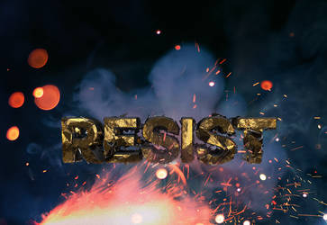 Resist by xeronoxic