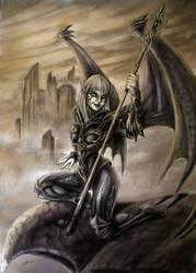 Demoness by renata-studio