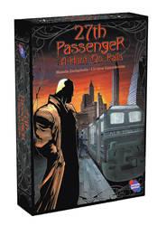 27th Passenger 3D cover by Manolis Frangidis by MalDuDepart
