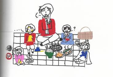 Hetalia: Asia Family Antics 2 by TooManyBreeches