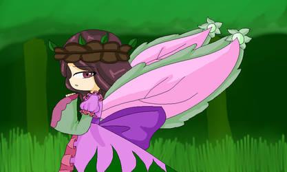 Fanart - Curse Fairy by Sophietta16