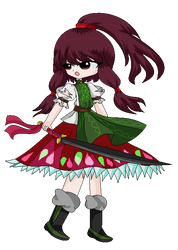 Senshi Takashi by Sophietta16