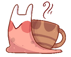 Hot Cocoa Smol by Pikachumaster