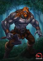 Iron John by animot