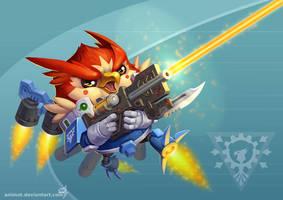 codename: firewings by animot