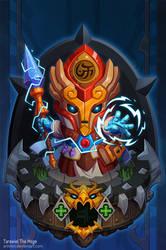 tarawiel the mage by animot