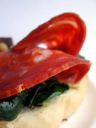 Chorizo sandwich by AannNdddDI
