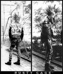 Rusty Cage - Punk by scart