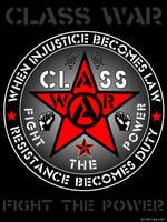 Class War - Fight The Power by scart