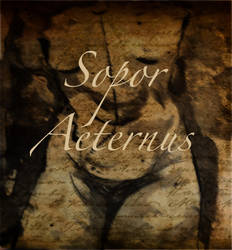 Sopor Aeternus CD project by Nanatanebramorte