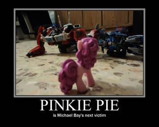Motivational Poster Pinkie Pie by evangelian007