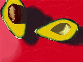 Avocado by evangelian007