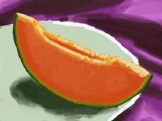 Watermelon by evangelian007