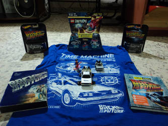 Back To the Future swag by evangelian007