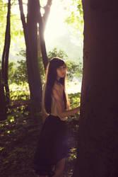 Hiding by SteppenwolfArt