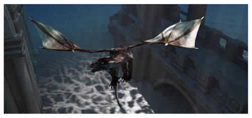 Dragon Deep by Platycerium