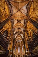 Gothic Quarter, Barcelona by josgoh