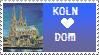 23. Koln Dom stamp by Faro-Pantha