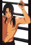 Itachi by Damleg