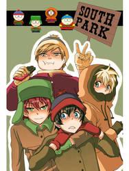 ::South Park:: by Damleg