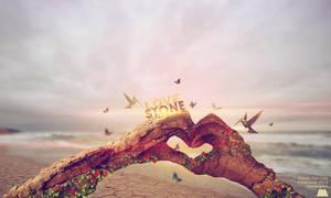 Love stone by somelethalart