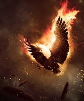 Firebird by somelethalart