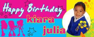 birthday tarp by joecie