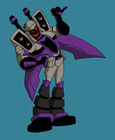 Blitzwing by water-wing