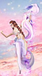 Fair celestial  by LucilliaSnowfox