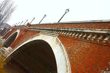 Bridge in Sisak by PanzerGoth